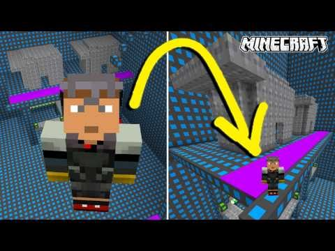 Thumbnail: if you could SHRINK in Minecraft