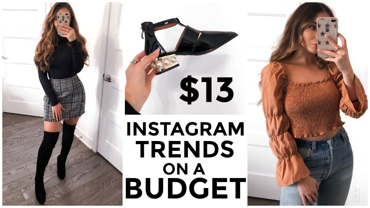 8aa5fc8048a LOOK BOUGIE ON A BUDGET - SHEIN (YOU WON T BELIEVE IT) - YouTube