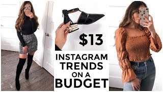 LOOK BOUGIE ON A BUDGET - SHEIN (YOU WON