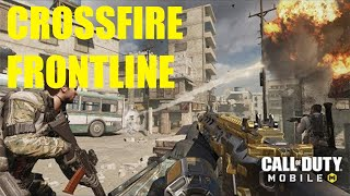 COD:Mobile - Frontline Crossfire Gameplay (HD 60 FPS)