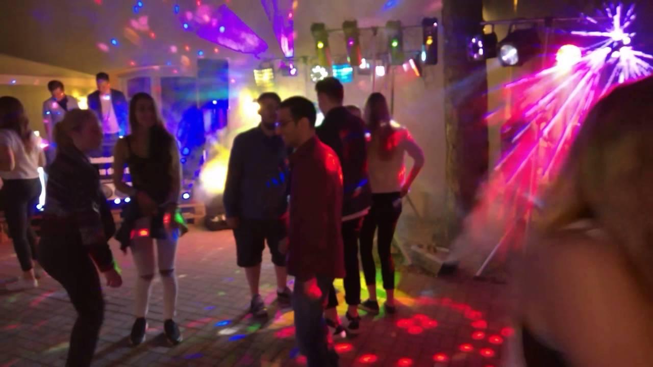 Partylicht 11 Youtube