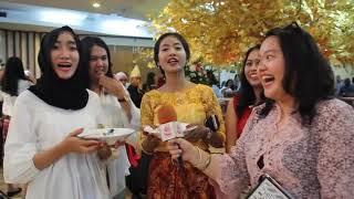 Resepsi Pernikahan Meidy Amp Iqbal Di Masjid Attin Adat Palembang 11 Februari 2017