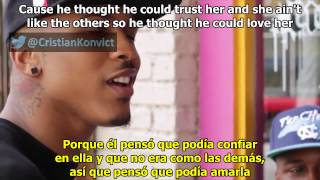 August Alsina ft. Lloyd - Sucka ( Sub. Español / English )