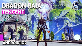DRAGON RAJA |ULTIMATE GRAPHICS| IOS/ANDROID GAMEPLAY| Video