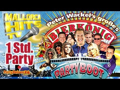 Party Hit Mix 2017, Ballermann Hits