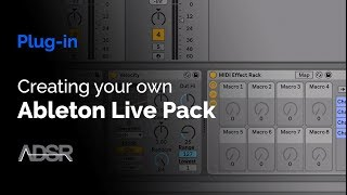 Creating an Ableton Live Pack
