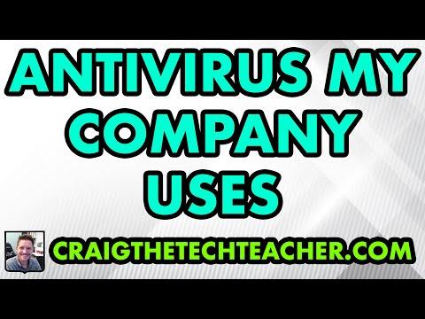 IT Life: What Antivirus My Company Uses (Apr 24th, 2014)