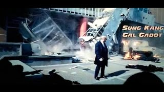Furious 7 - Opening Scene Soundtrack  - Jason Statham (Without effects Sounds and Voices)
