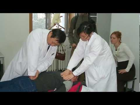 Tui Na Chinese Medical Acupressure Massage TV Commercial