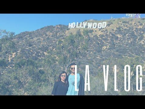 LOS ANGELES  VLOG   MALIBU, RODEO DRIVE   HIKING AT SUNSET RANCH, LACMA   HOTEL ROOM TOUR