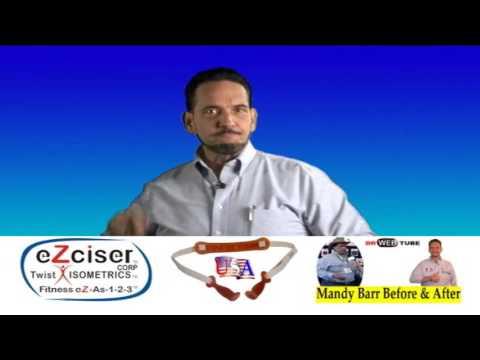 http://ezciser.com eZciser™ Fitness eZ-As 1-2-3™ T...
