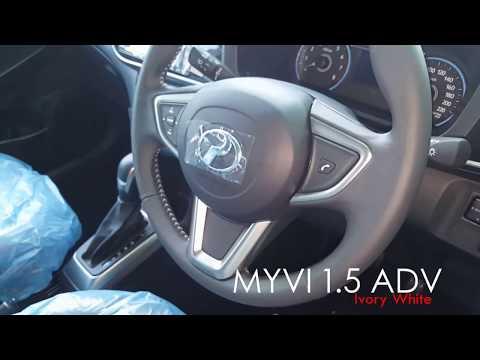 All New Perodua Myvi 1 5h Adv Youtube