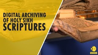 Library begins digital archiving of holy Sikh scriptures in Amritsar