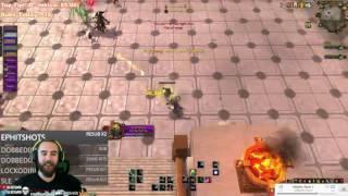 Bajheera - INSANE EYEBEAM MULTI-KILL!!! - WoW 7.0 Demon Hunter PvP
