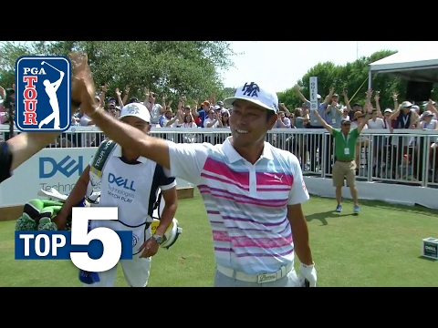 Top 5 Shots of the Week | Dell Match Play | Puerto Rico Open