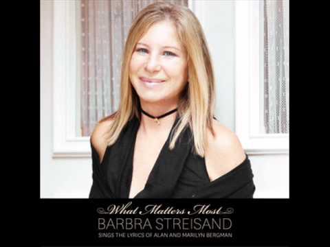 Barbra Streisand - Something New In My Life