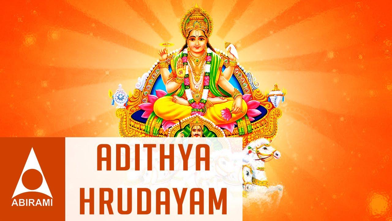 Aditya Hridayam In Tamil Pdf