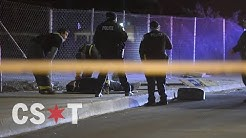 Two people shot while driving in Gage Park