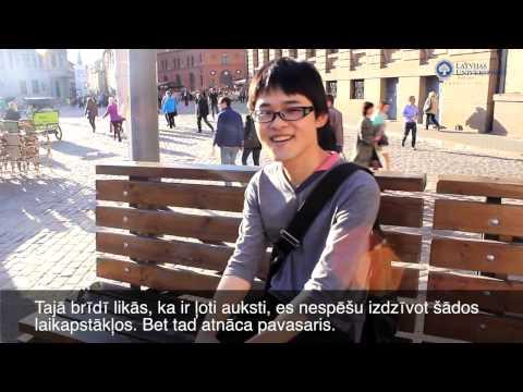My Experience. University of Latvia | Kanzi Ogata
