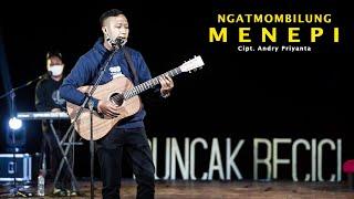 Download NGATMOMBILUNG - MENEPI  LIVE PUCAK BECICI YOGYAKARTA