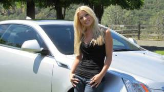 Cadillac CTS Coupe 2011 Car Review and Test Drive by RoadflyTV with Jessi Lang