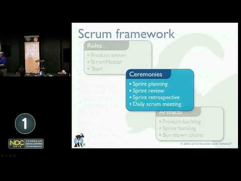 Getting Agile with Scrum