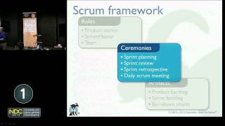 Getting Agile with Scrum - Earn 1 PDU