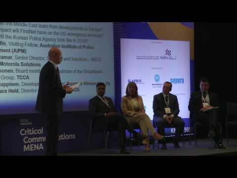 An international agenda: the world roadmap towards public safety broadband