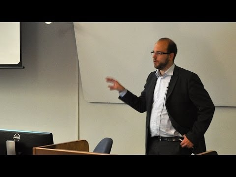 Rikhard Manninen: Introducing the city plan vision 2050