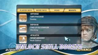 NHL SlapShot PeeWees To Pros