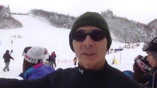 日本滑雪- 越後湯沢(JR Tokyo wide Pass三日券)