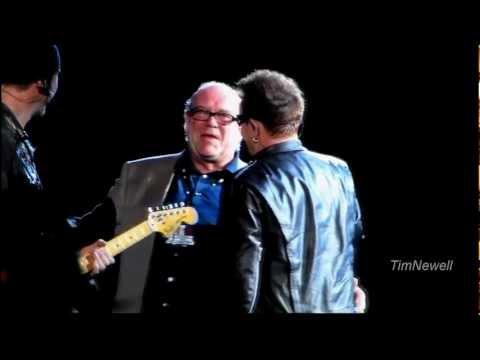 U2 (HD 1080) Happy Birthday Paul McGuinness - Anaheim 2011-06-17 - Angel Stadium - 360 Tour
