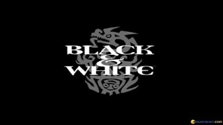 Black & White gameplay (PC Game, 2001)