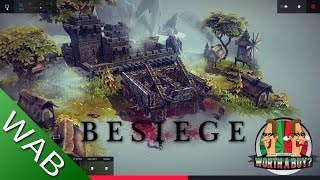 Besiege Review (Early Access) - Worth a Buy?