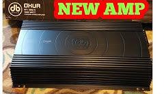 NEW AMP! DB Drive A7 125.4
