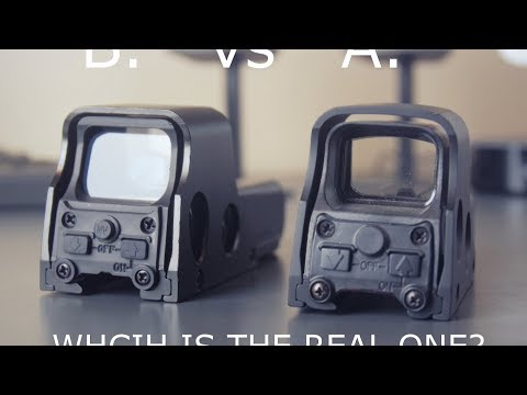 Could this be the BEST Fake EOTech for Only $35!?