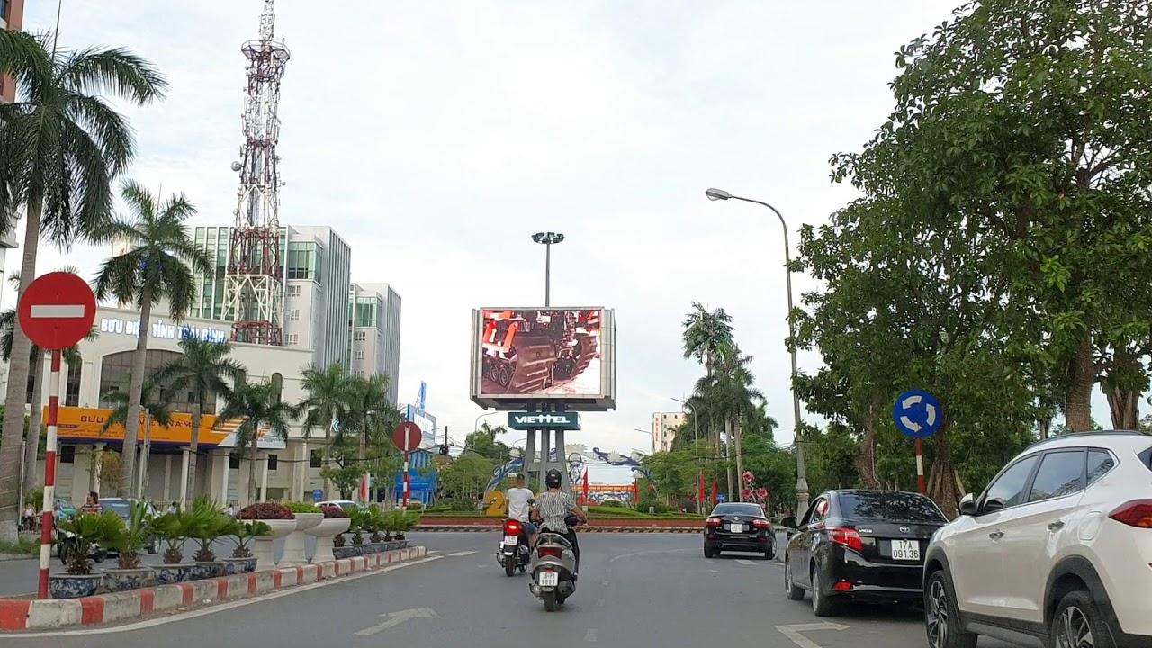 TP Thái Bình Mới Nhất 2019 | Vincom Thái Bình | KDT Nhà Giàu Petro Thăng Long | Thai Binh City