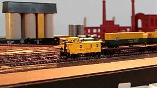 Streamlined Backshop Services N-Scale Caboose Markers Light Kit