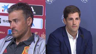 Luis Enrique deja la selección y Robert Moreno le sustituye thumbnail