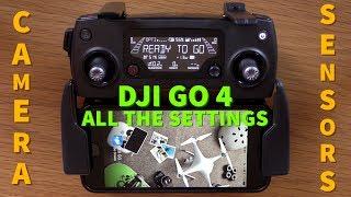 Tutorial: DJI GO 4.0 • Come Configurare l