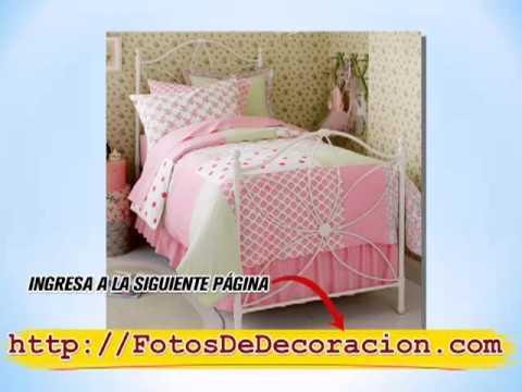 Decoraci n juvenil para dormitorios decoraci n de - Cortinas habitacion juvenil ...