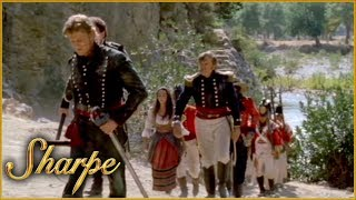 Sharpe Escapes The French | Sharpe