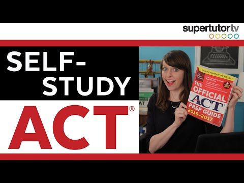 How to Self Study for The ACT