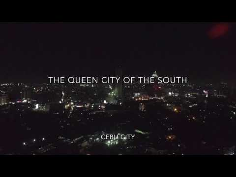 Queen City Of The South - Cebu City (Drone Footage in 4k)