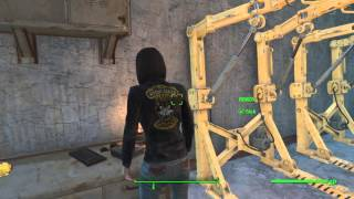 Fallout 4 Farmable X-01 power armor atom cats