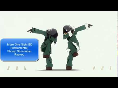 More One Night (Instrumental) - Shoujo Shuumatsu Ryokou ED