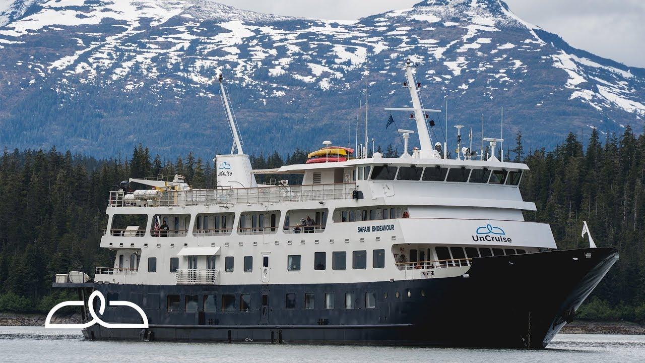 Small Ship Cruises Alaska | UnCruise Adventures