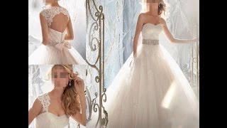 Обзор свадебного платья с AliExpress.Wedding dress with AliExpress