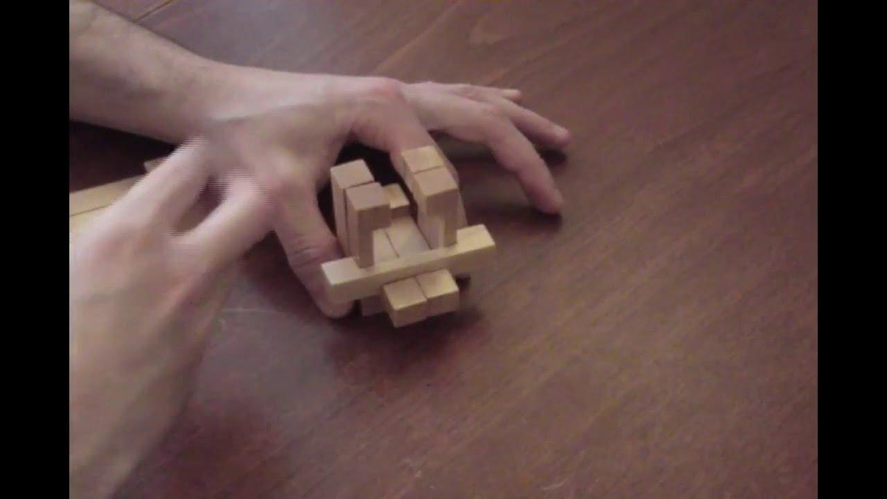 12 Piece Burr Puzzle