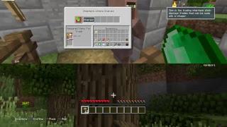 Minecraft game